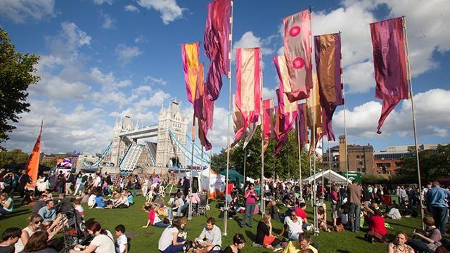 Thames Festival, festivals in london