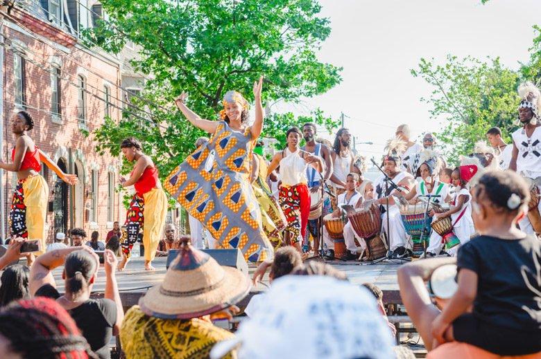 African-Caribbean Street Fair, festivals in london