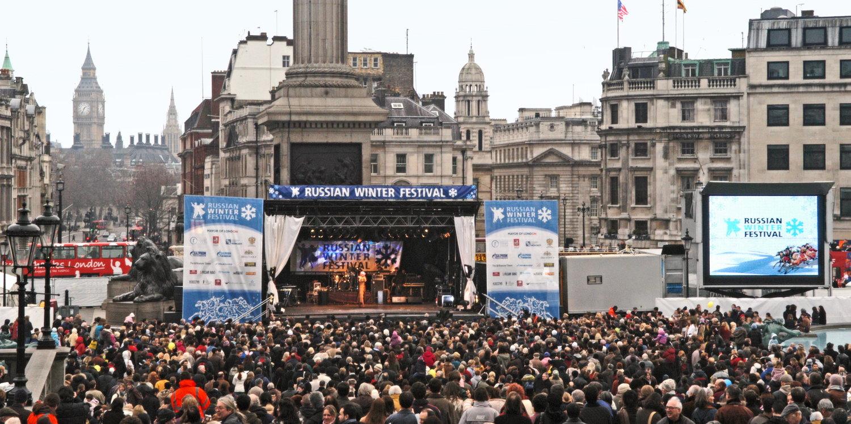 Festivals in London, winter festivals in london, festivals in january
