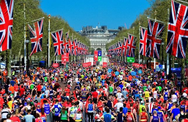London Marathon, festivals in london