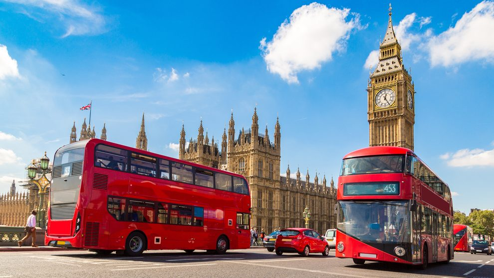 Planning a Family Vacation to London England