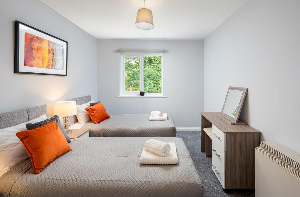 Crawley Serviced Apartment