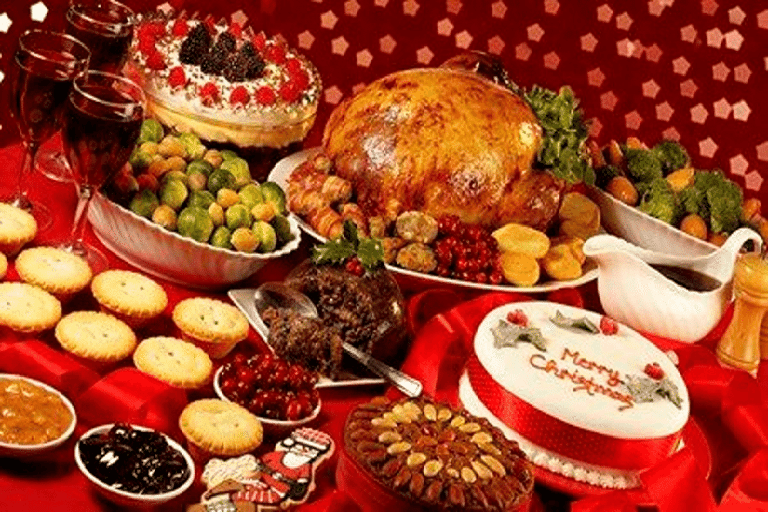 Christmas Food Celebration
