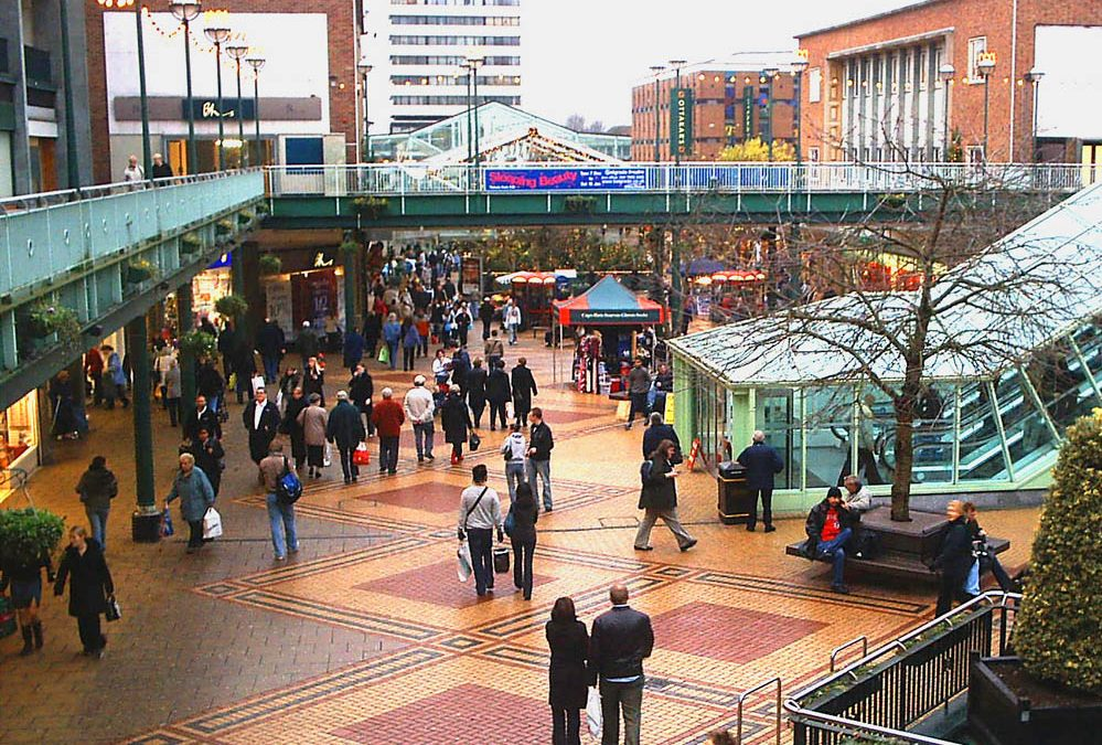 Birthplace of Famous People: Coventry