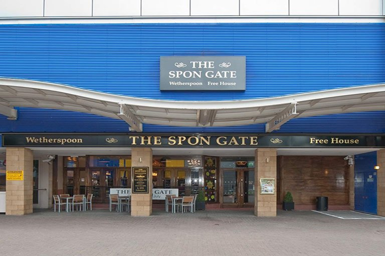 The Spon Gate Coventry