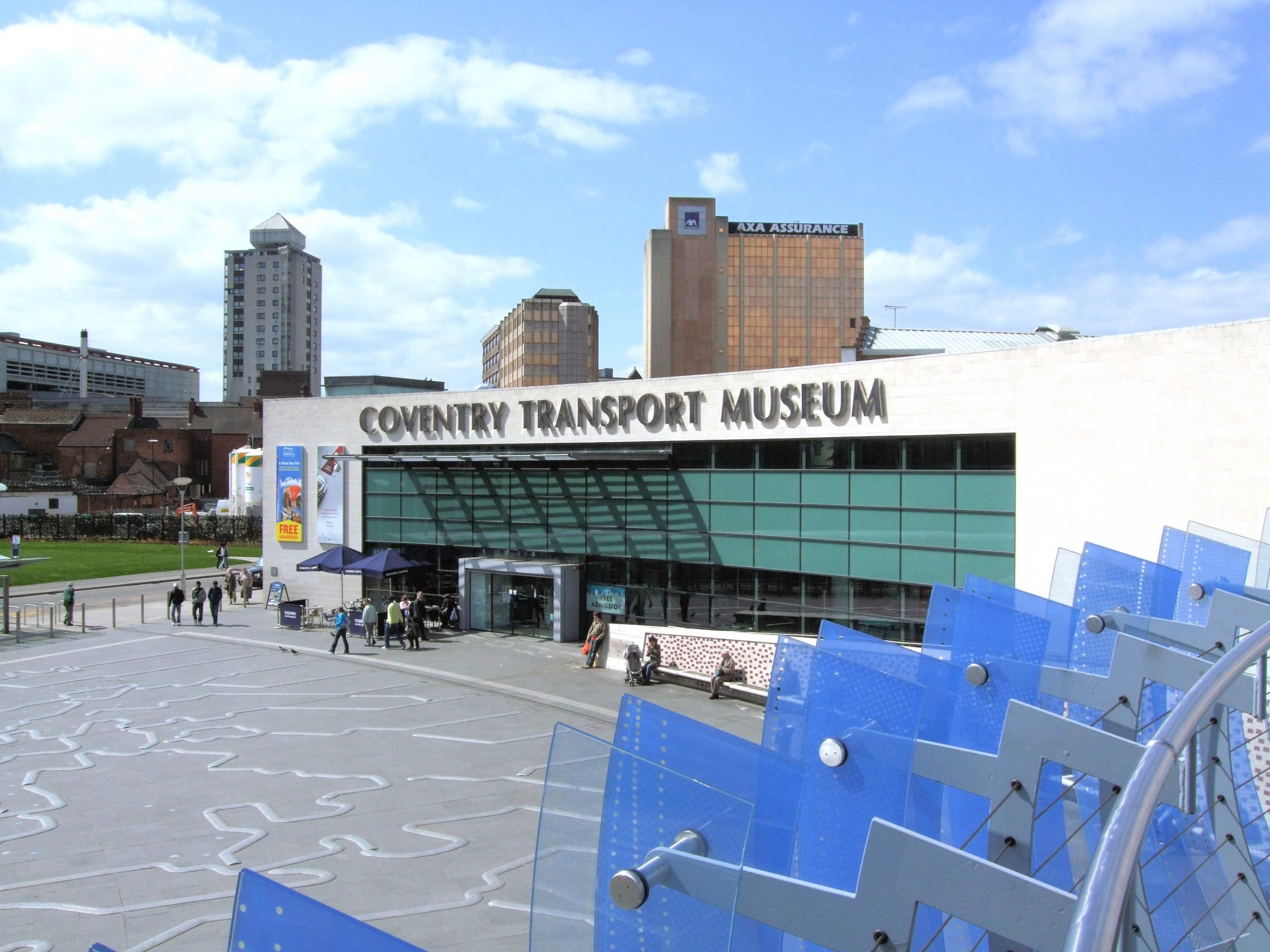 Museum When in Coventry