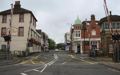 A Place To Unwind: Crawley